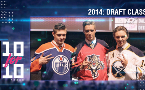Top 3 2014 NHL Draft