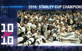 A conquista da Stanley Cup pelo Pittsburgh Penguins em 2016