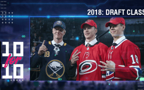 NHL Draft Class de 2018