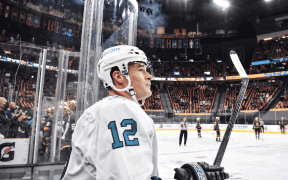 Patrick Marleau quebra recorde de Gordie Howe na NHL