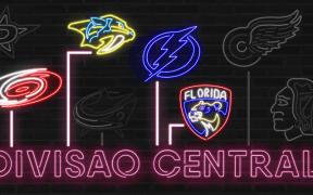 Prévia dos Playoffs da Stanley Cup 2021 na Divisão Central