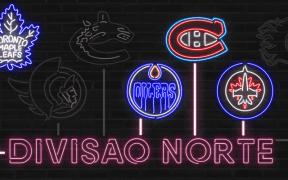 Prévia dos Playoffs da Stanley Cup 2021 na Divisão Norte