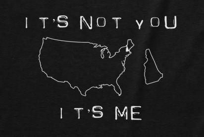 It's not you - it's me.