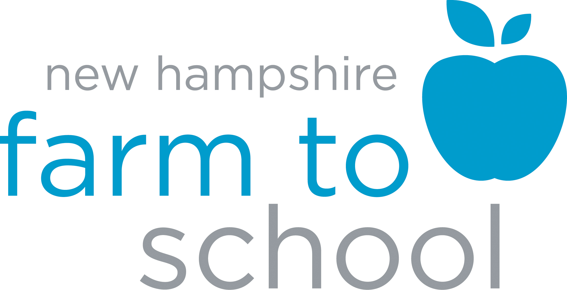 Logo for NH Farm to School