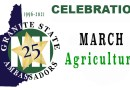 Agriculture – 25th Anniversary March Recap