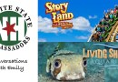 Interview: Story Land and Living Shores Aquarium