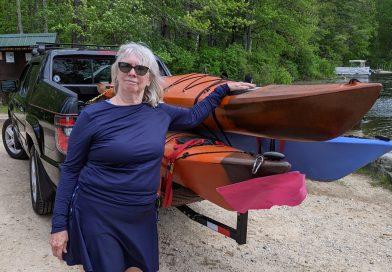 Kayaking Trip to Crystal Lake & Swains Lake