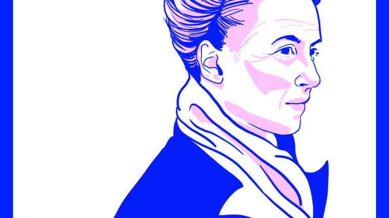 Introducing: Simone de Beauvoir