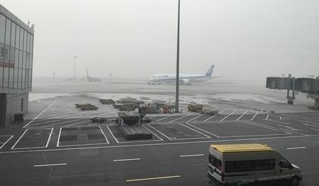 Bắc Kinh chìm trong ô nhiễm