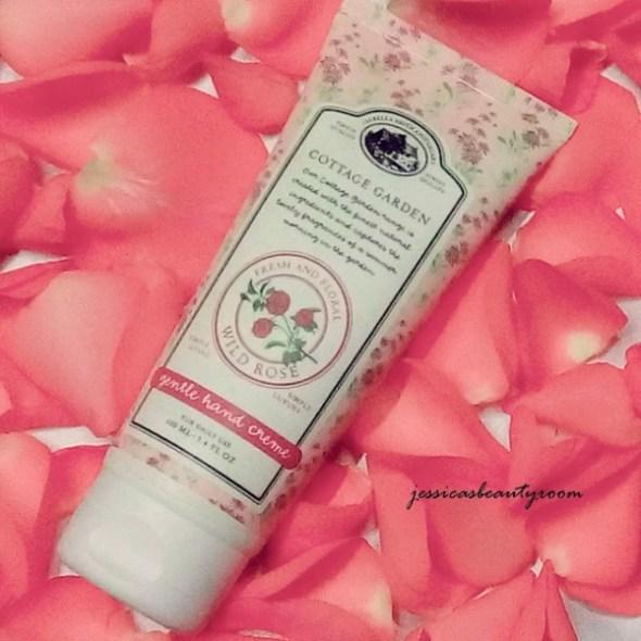 Isabella Smith Apothecary Cottage Garden Gentle Hand Cream Wild Rose