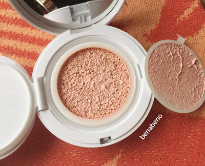 Cushion Lancome Buildable coverage dưỡng ẩm tốt