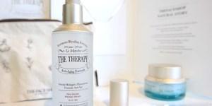 {Review} The Face Shop The Therapy First Serum dưỡng ẩm và chống lão hoá tốt