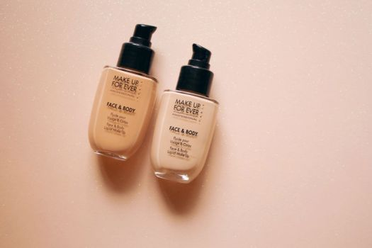 Kem nền Make Up Forever Face & Body Foundation