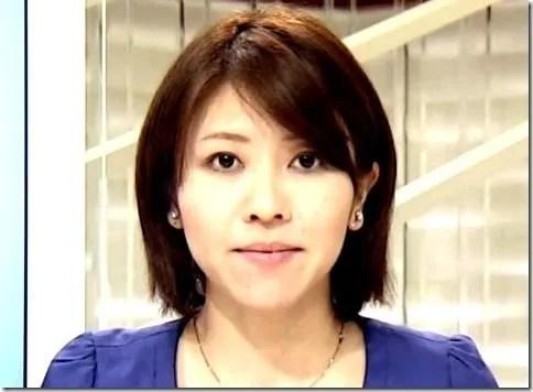 NHK古野晶子の結婚や血液型、画...