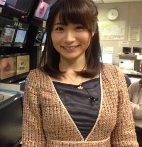 佐藤可奈子気象予報士は童顔だけど年齢は?カップや彼氏はいるの?