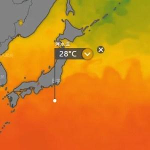 お天気キャスター解説 8月30日(月)の天気