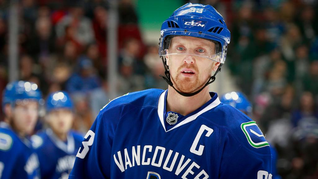 Henrik Sedin Focused On Wins Not 1000th NHL Point