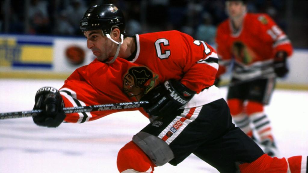 Chris Chelios 100 Greatest NHL Players