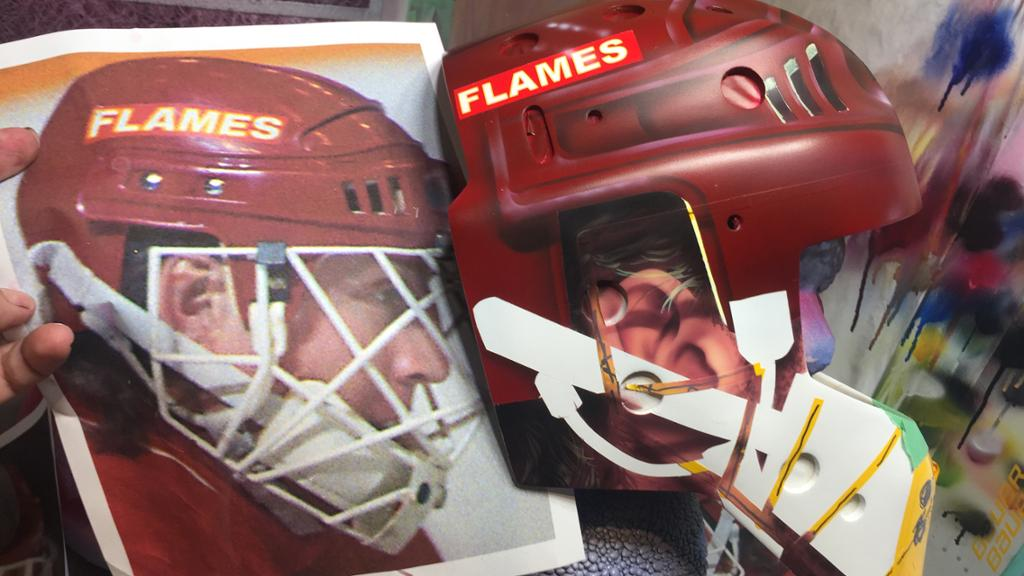 Smiths New Retro Style Mask Honors Former Flames Legend