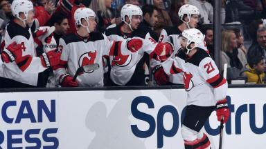 Devils top Kings in 6-3 victory