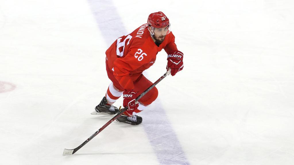 Voynov Suspended For 2019 20 Nhl Season Stanley Cup Playoffs Nhl