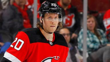 Coleman traded to Lightning by Devils