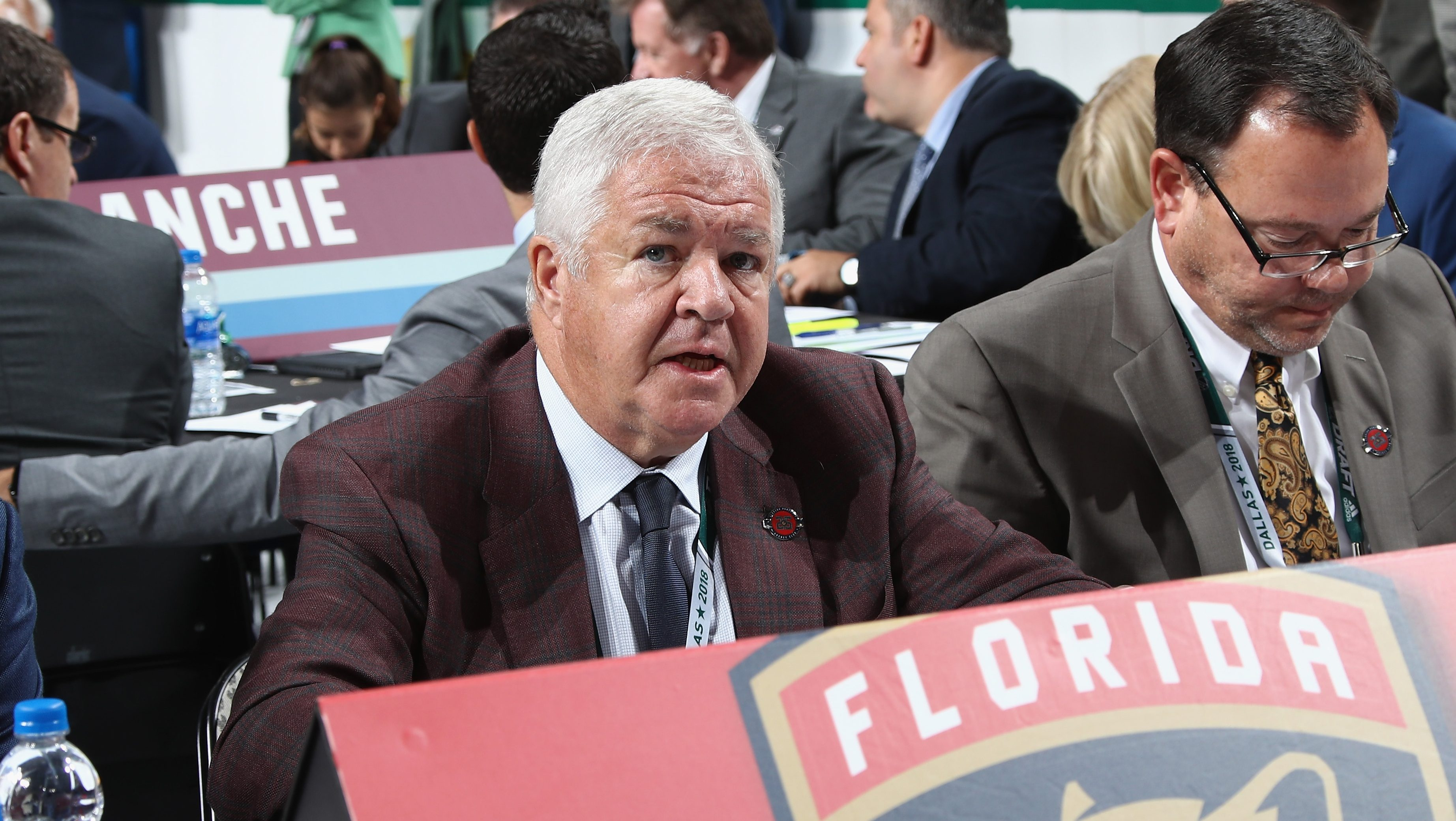 NHL clears ex-Panthers GM of wrongdoing after investigation