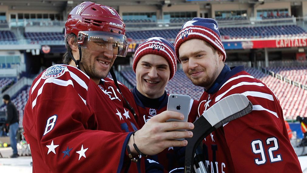 Capitals fined $100K for breaking COVID protocol; Ovechkin, Kuznetsov among absences