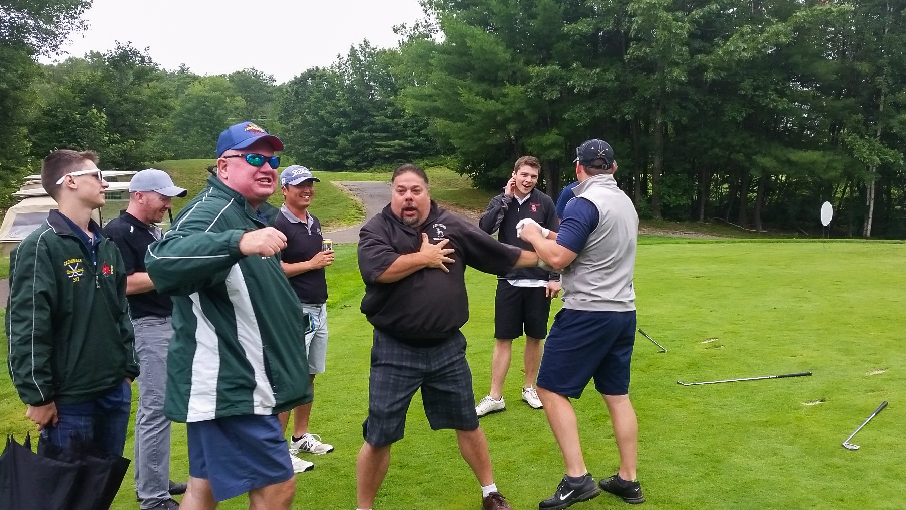 12th Annual Golf Classic Another Big Hit