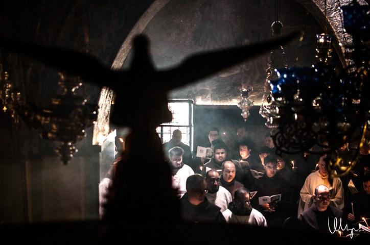 Feast of the Holy Cross, Holy Sepulchre © 2015 Nizar M. Halloun
