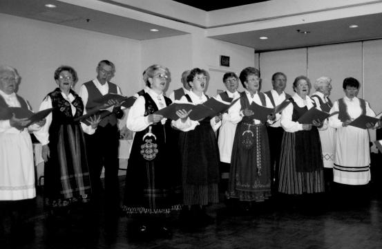1997 Norske Sangere