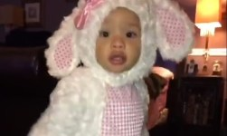 Baby Heiress Harris T.I. And Tiny Halloween Costume