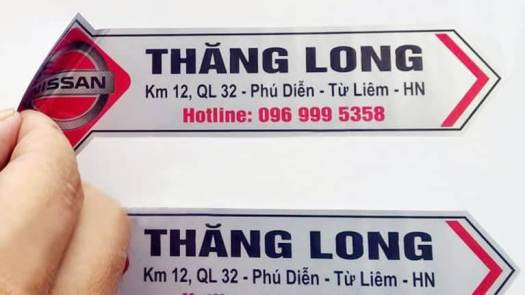 in decal nhựa