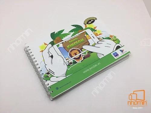 bìa sổ in 4 màu