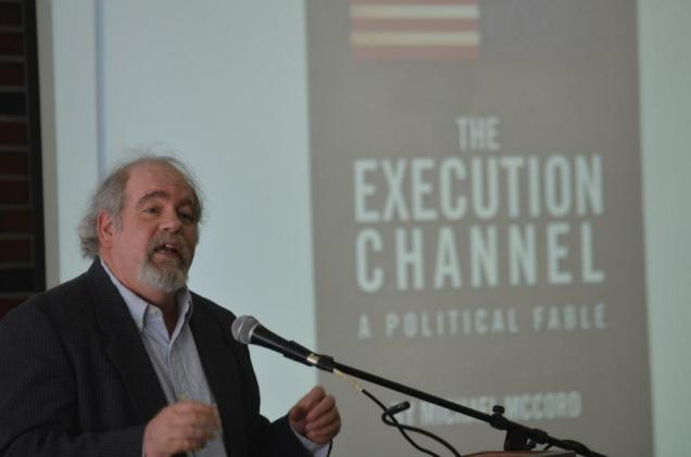Veteran Political Reporter Michael McCord