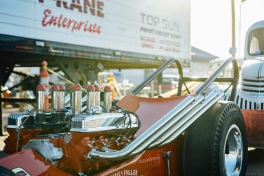 California Hot Rod Reunion - Wally Parks NHRA Motorsports Museum