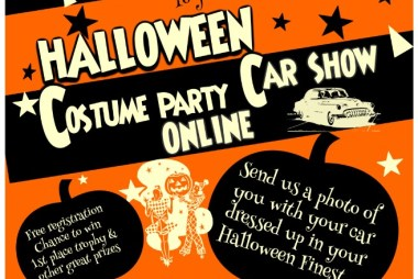 Halloween Costume Party & Car Show