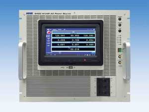 AC Power Source Model 9420 - NH Research, Inc.