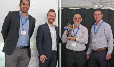 NHR Awarded by ATEC Rentals - NH Research (NHR)