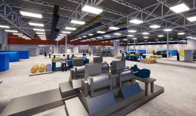 Collins Aerospace The Grid Lab - NH Research (NHR)