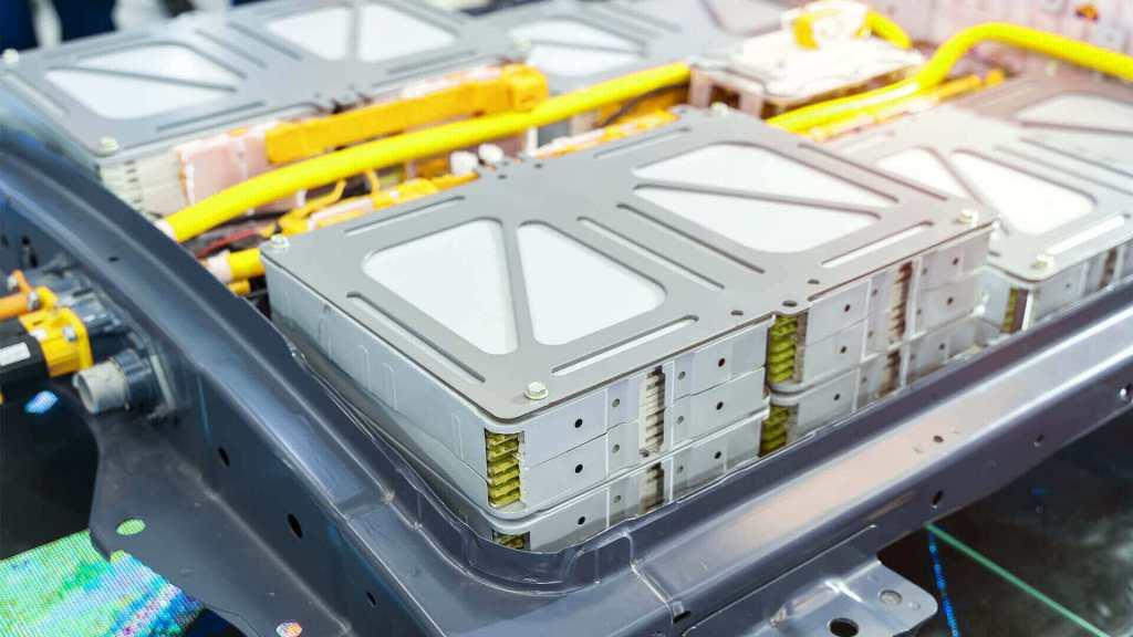EV Batteries - NH Research (NHR)