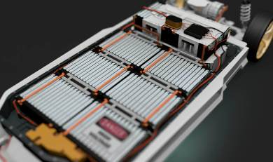 EV Battery and Powertrain - NH Research (NHR)