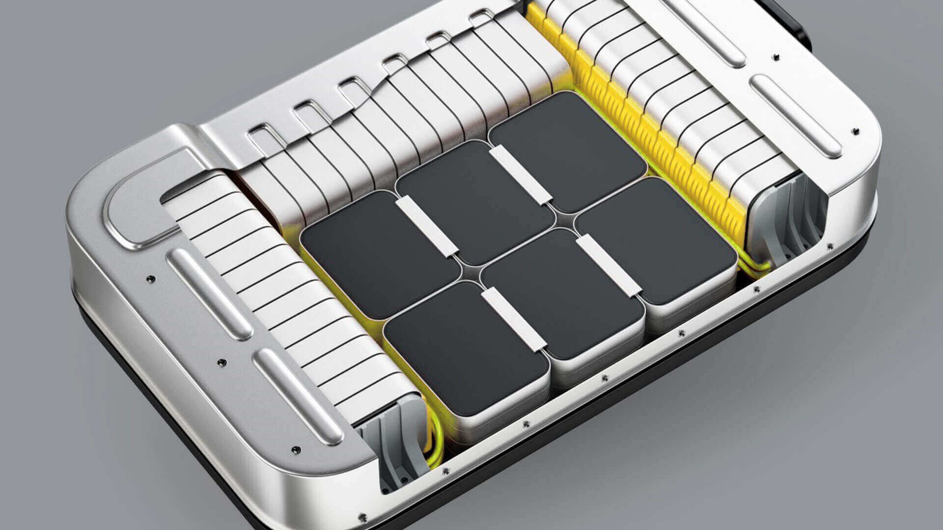 EV Battery Module/Pack Grey - NH Research (NHR)