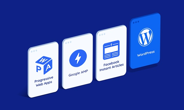 Instantify - PWA, Google AMP & Facebook IA for WordPress key features