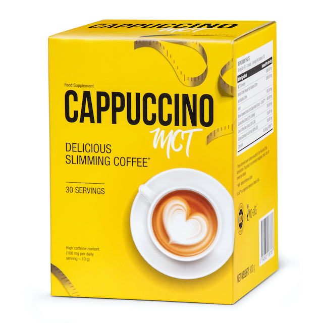Cappuccino MCT - Weight Loss drinks