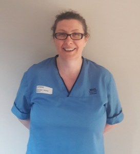 MAIN NHS Tayside nurse representing Dundee 'down under_