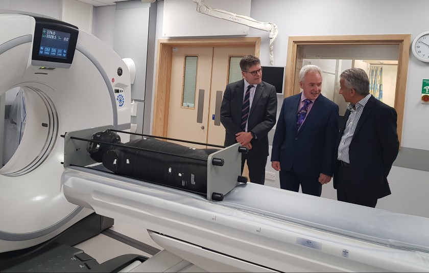 CT scanner discussion