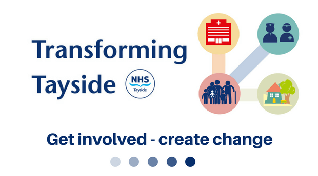 TransformingTayside get involved create change