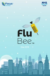 MAIN Have you had your flu jab yet - flu bee image