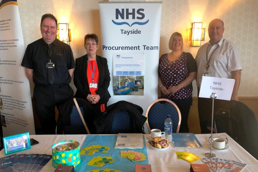 Tayside Public Sector Meet the Buyer Event